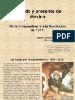 pasado y presente de México
