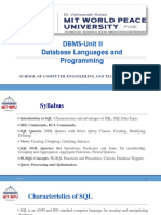 DBMS_Unit II_PPT_with PLSQL.pptx