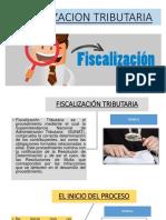 FISCALIZACION TRIBUTARIA