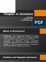 Chapter 04 (Deviance)
