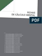 Fichas Formativas Matemática 1.º ciclo