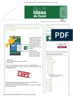 Quitar Clave Desbloquear Archivo de Excel