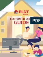 Pldt customer user guide