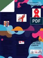 VIH triptico