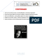 Cuestionario INF4