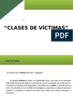 CLASES DE VICTIMAS.ppt