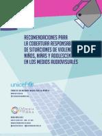 RecomendacionesDP UNICEF Violencia