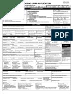 07 Pag Ibig(Housing Loan Application)