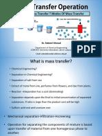 Mass Transfer(s1&s2)