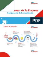 01. PPT formalizacion de empresas
