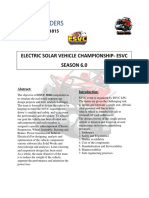 ESVC Report Template