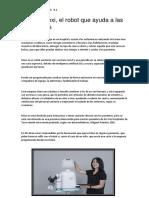 Paula Trabajo de Español Noticia