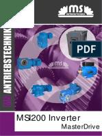 Msi200 Manual