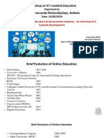 Presentation- Ict Enabled Education