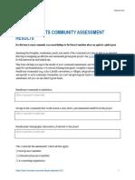 Global Grants Community Assessment Form