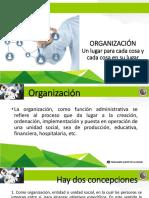 Organización 2014UCV