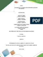 Fase 3 Revisar El Aprovechamiento y Valoración de Residuos Peligrosos