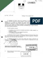 Petición de extradición de Nicolás Zepeda