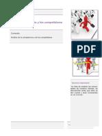 Lectura Analisis de La Competencia y Los Competidores