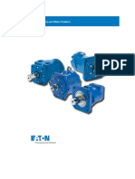 Eaton's Pump and Motor Products