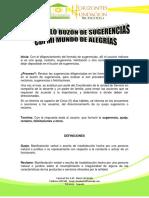 Protocolo Buzon de Sugerencia