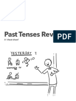 Past Tenses Revision