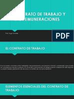 EL CONTRATO DE TRABAJO y LAS REMUNERACIONES.pptx