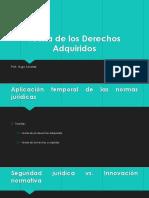 Teoría de los Derechos Adquiridos.pptx
