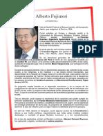 Alberto Fujimori - CHE GUEVARA