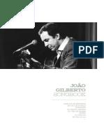 JOÃO GILBERTO Songbook │ Julien Levêque