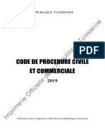 Procedures Civile Commerciale