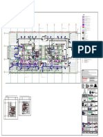 Plan Instalatii de Ventilare Etaj