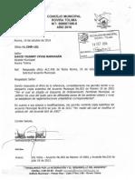 Acuerdo 003 EOT