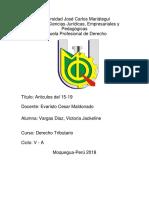 Flavio Quintanilla Derecho Tributario