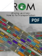 34. Driving Us Crazy_ How to Fix Transportation