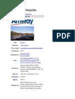 Amway wiki