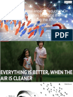 Environmental Impact by Flexible Operation Limited by AI-011119