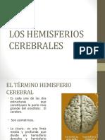 LOS HEMISFERIOS CEREBRALES.pptx