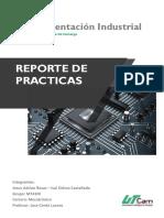 Reporte de Practicas Instrumentación