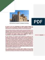 Comentario Arquitectura San Martin Frómista RESUMIDA
