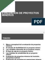 Tema 17 2014-2 Evaluacion de Proyectos Mineros