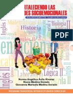 CUADERNILLO DE HABILIDADES SOCIOEMOCIONALES