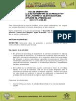 Guía de Orientación Desarrollo Del Prototipo Del Producto - Guía 8