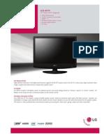 19LG30 Spec Sheet