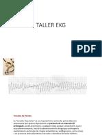 A. Taller Ekg