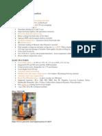 Prusa I3 MK3S Printer