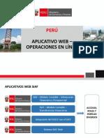 Aplicativo Web Operaciones en Linea Version 14112016 14nov2016