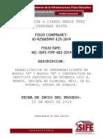 Conv ITPF-002-2019