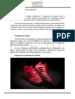 Módulo 4 - Clase 5 - Fotografía de Calzado Publicitario