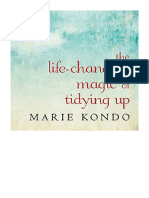 [2015] The Life-Changing Magic of Tidying Up by Marie Kondo | The Japanese Art of Decluttering and Organizing | Tantor Audio